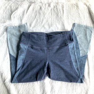GAP FIT Gfast Capri Leggings Yoga Pants